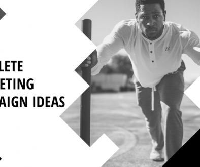 5 Athlete Marketing Campaign Ideas - Eli Lunzer Productions Featured Image